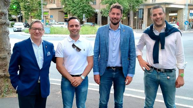 Toccalini, Pacella, Pizzichi e Bussolin