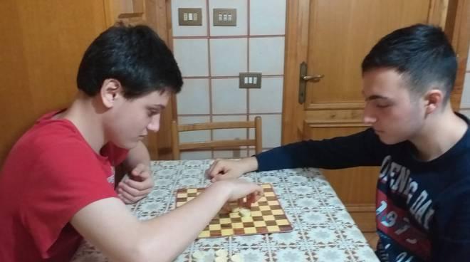 torneo dama fratelli Cherubini