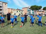 Under 12 Golfo Rugby post quarantena