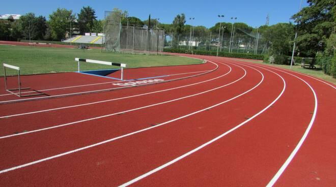 atletica generica campo zauli