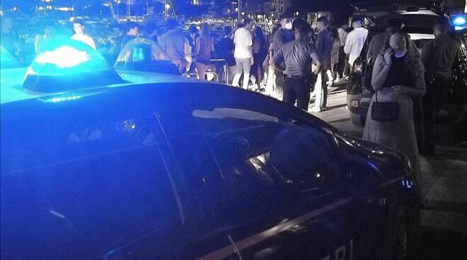 carabinieri notte p ercole movida
