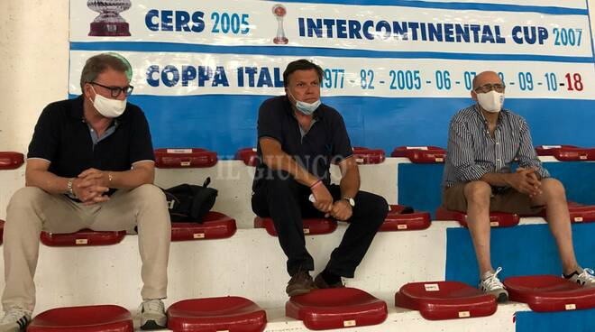 conferenza stampa Hockey Follonica 1952 16 luglio