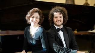 Diego Benocci e Gala Chistiakova
