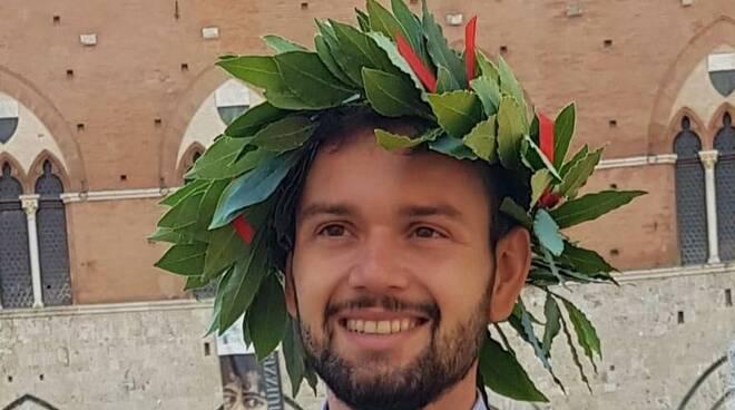 Fabio Tenerini laurea