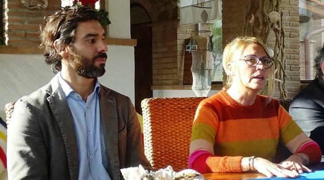Federico Mazzarello e Elena Nappi
