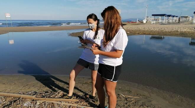 goletta verde analisi foci fiumi