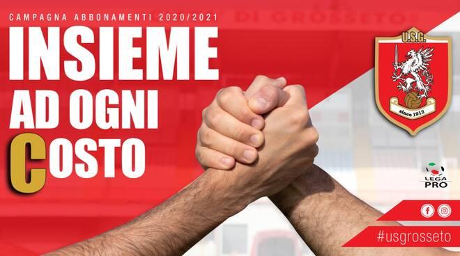 Campagna abbonamenti 2020/21