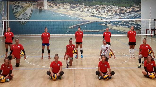 Grosseto Volley estate 2020