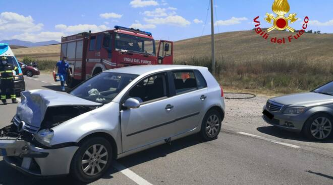 Incidente bivio Sant'Angelo