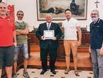 Invicta Volleyball premiata dal Comune