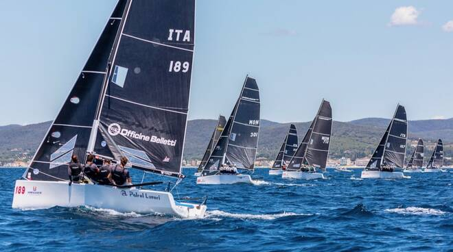 King of Tuscany Melges 2020 Scarlino