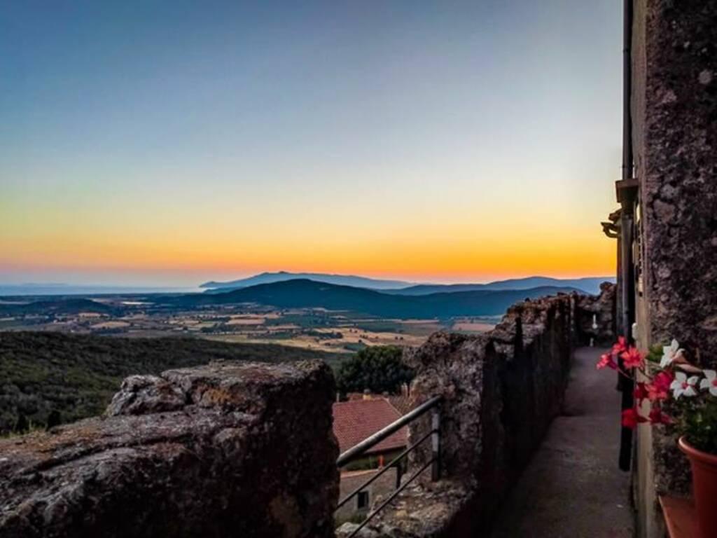 La foto del giorno, tramonto