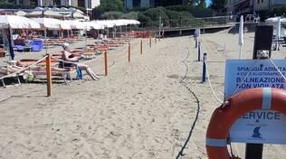 spiaggia libera cdp
