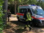vvf regionali ambulanza campagna
