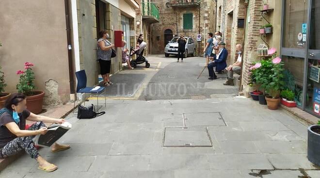 attesa poste Civitella