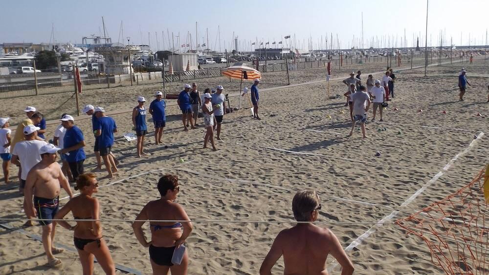 Beach Bocce a Marina di Grosseto 2020