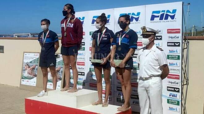 campionato open nuoto
