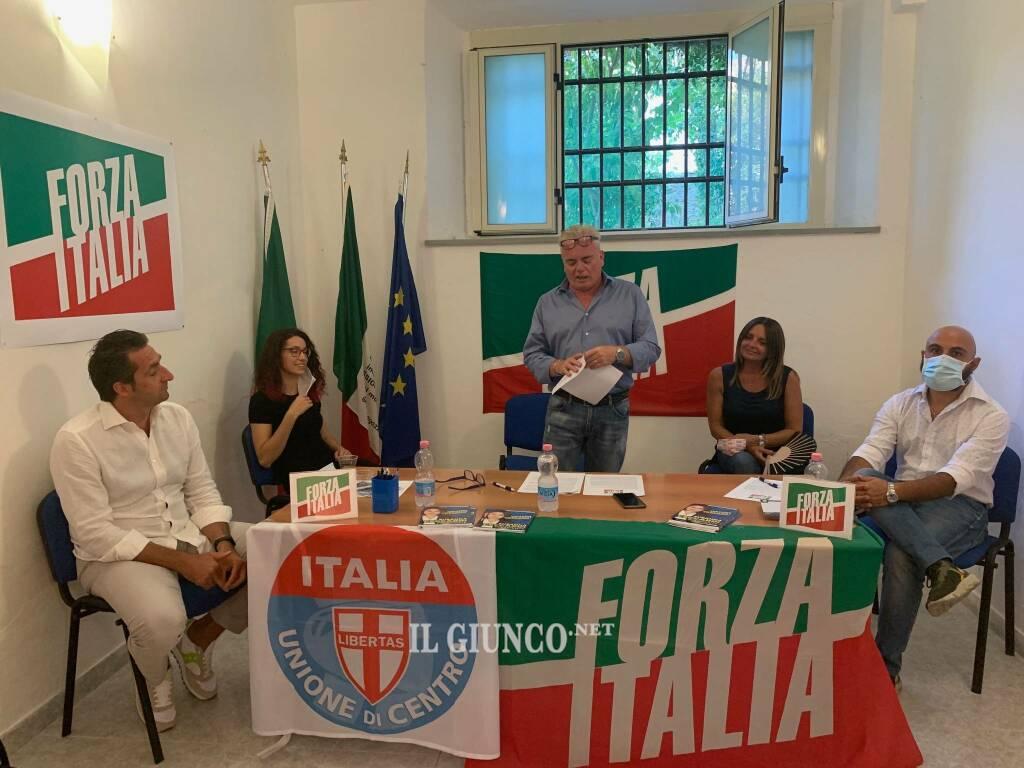Candidati Forza Italia Elezioni Regionali 2020