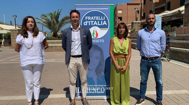 Candidati Fratelli d'Italia Elezioni Regionali 2020