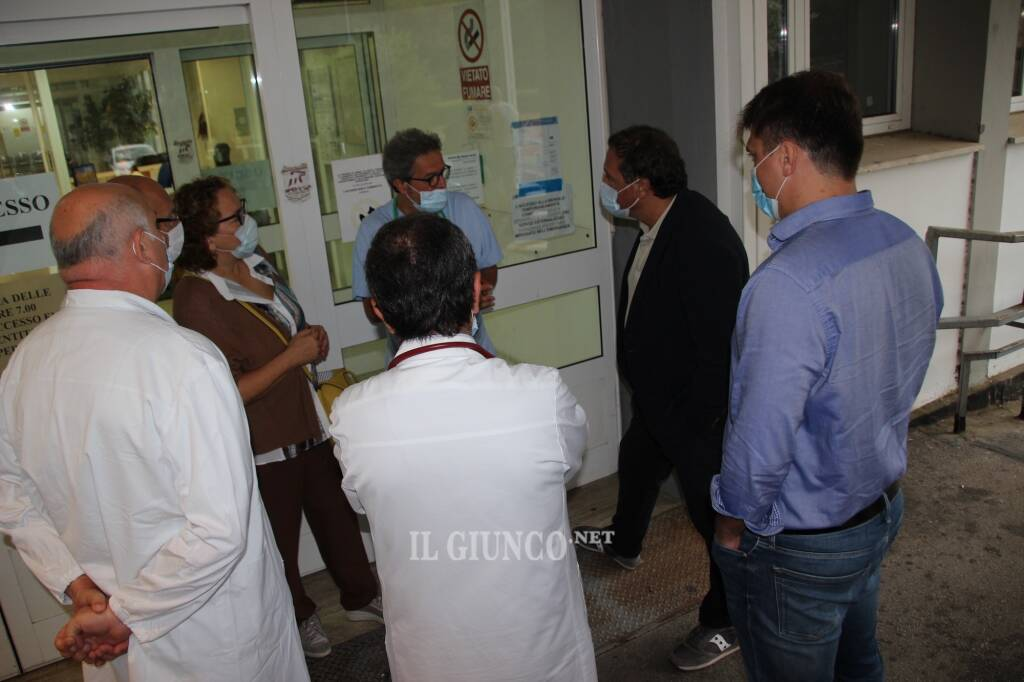 Candidati Pd Sant'Andrea 2020