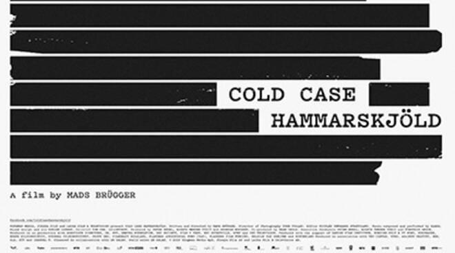 """""""Cold Case Hammarskjöld"""","""