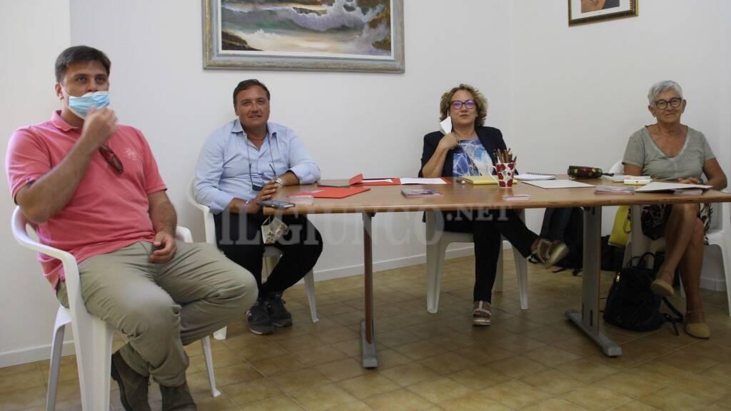 Donatella Spadi e candidati