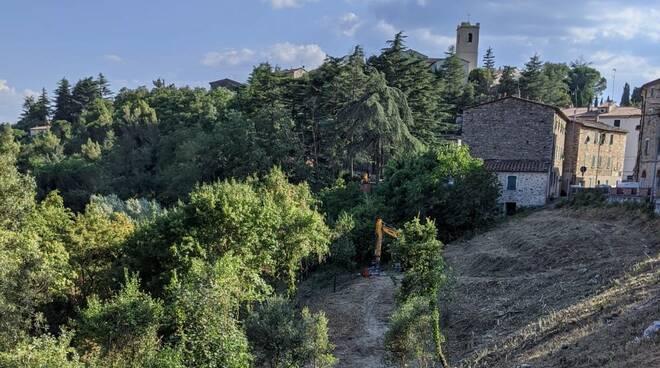 fosso del Moretti