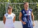 Giulio Biagetti mister Juniores Foll Gav