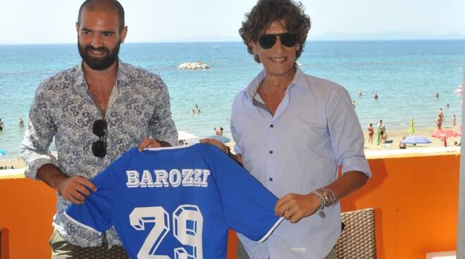 Leonardo Barozzi Simone Pantani