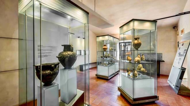 Museo Civico Pellegrini di Pitigliano