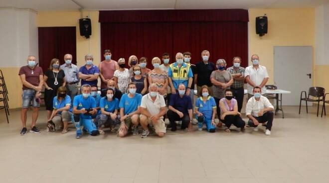 nuovi volontari misericordia albinia