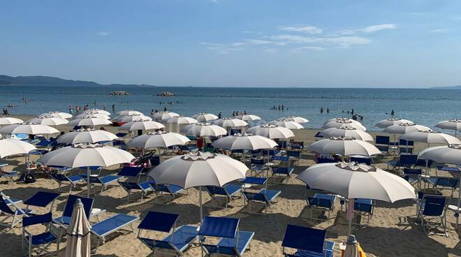 Ombrelloni 2020 spiaggia