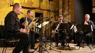 Pontormo Sax Quartet