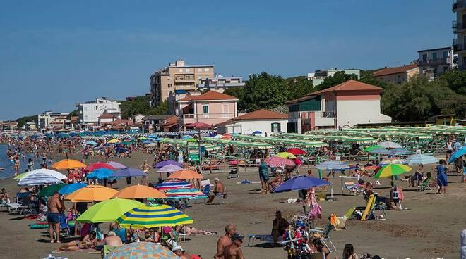 Spiaggia Follonica 2020
