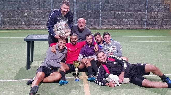Tabaccheria Tania conquista il torneo di Roccalbegna