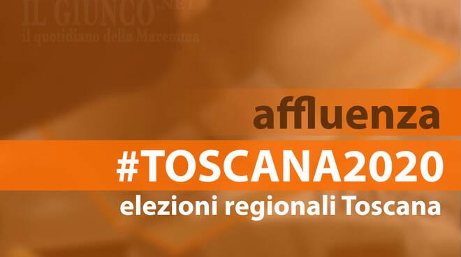 affluenza #toscana2020