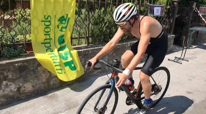 Alessandro Benini Mtb Capalbio - Everesting 2020