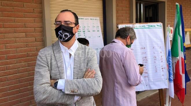 Andrea Benini riconfermato sindaco