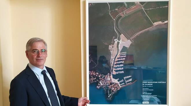approvazione piano regolatore portuale di Talamone