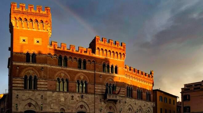arcobaleno su Provincia
