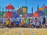 Beach Bocce finale 2020