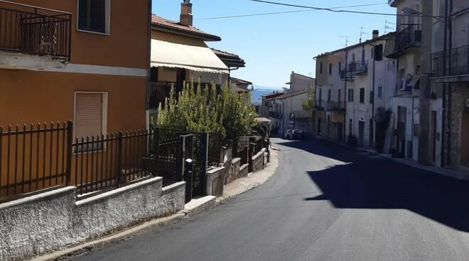 caldana - strada provinciale 82