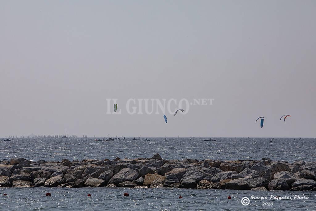 Campionati vela: Kite