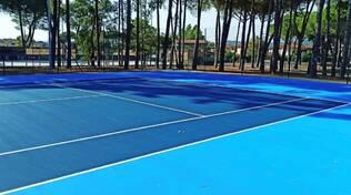 campo da tennis bagno di gavorrano
