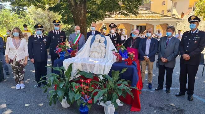 Carabinieri riconsegnano Robbiana