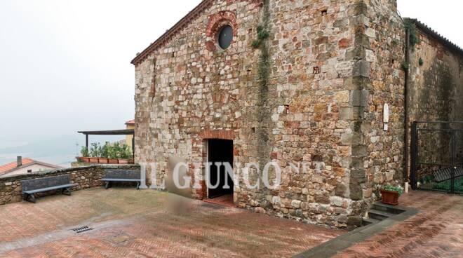 Chiesa di Montepescali s niccolò