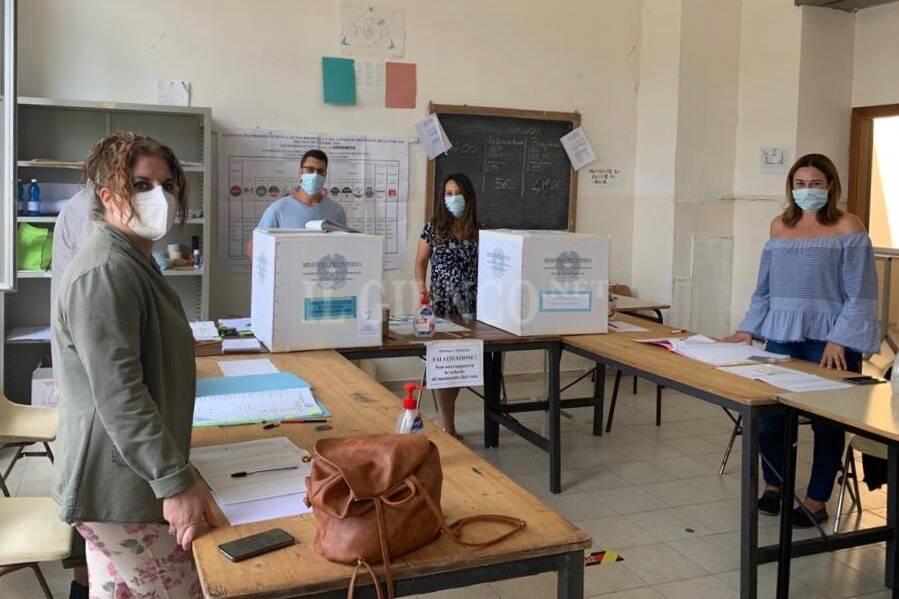 Elezioni Regionali 2020 - Seggi e Schede Orb