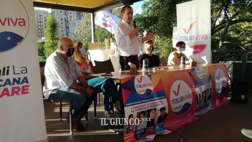 Ettore Rosato - Italia Viva