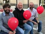 Gianluca Quaglierini, Francesco Ciompi e Enrico Calossi