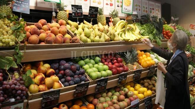 supermercato Carrefour spesa